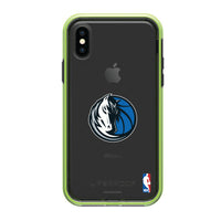 LifeProof Slam Series Phone case with Dallas Mavericks Primary Logo
