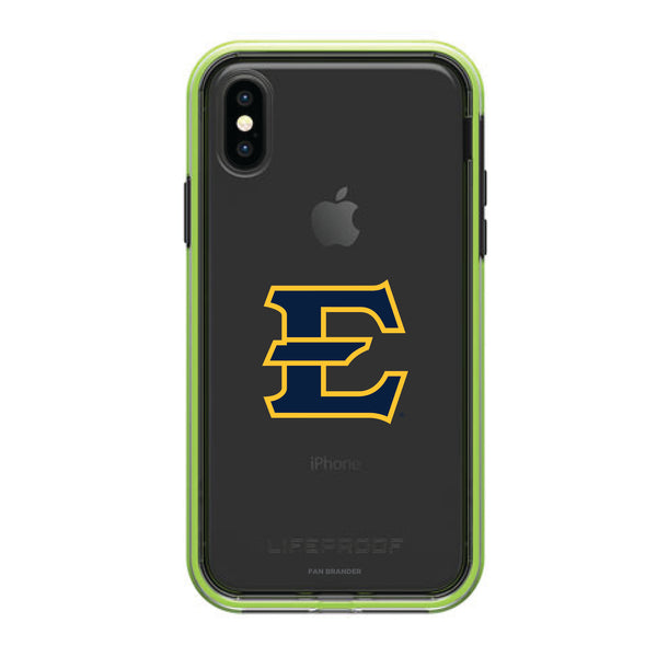 LifeProof Slam Series Phone case with Eastern Tennessee State Buccaneers Primary Logo