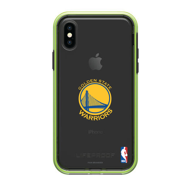 LifeProof Slam Series Phone case with Golden State Warriors Primary Logo
