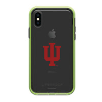 LifeProof Slam Series Phone case with Indiana Hoosiers Primary Logo