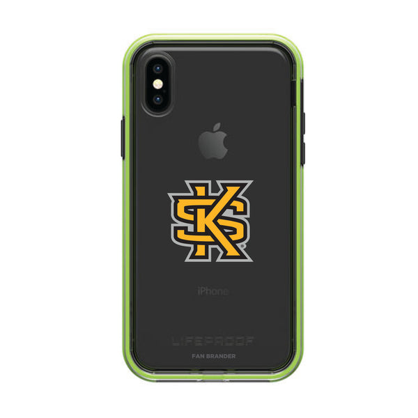 LifeProof Slam Series Phone case with Kennesaw State Owls Primary Logo