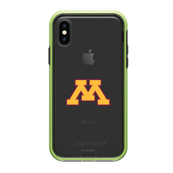LifeProof Slam Series Phone case with Minnesota Golden Gophers Primary Logo