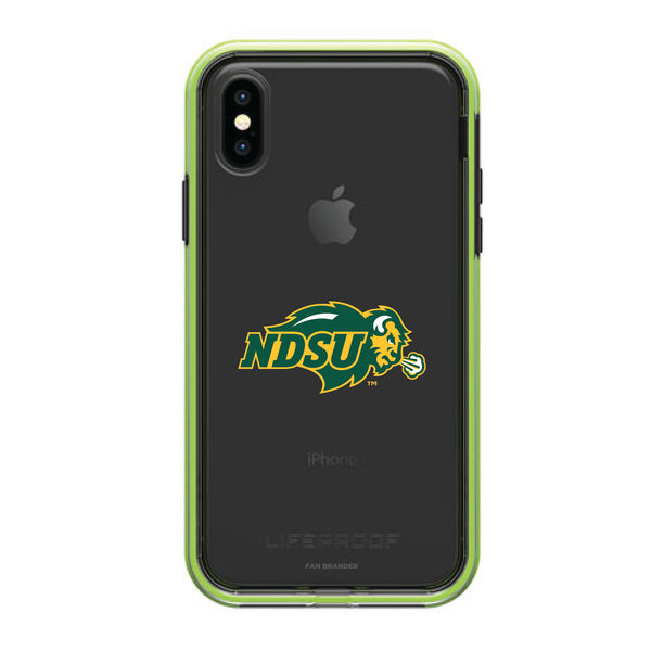 LifeProof Slam Series Phone case with North Dakota State Bison Primary Logo