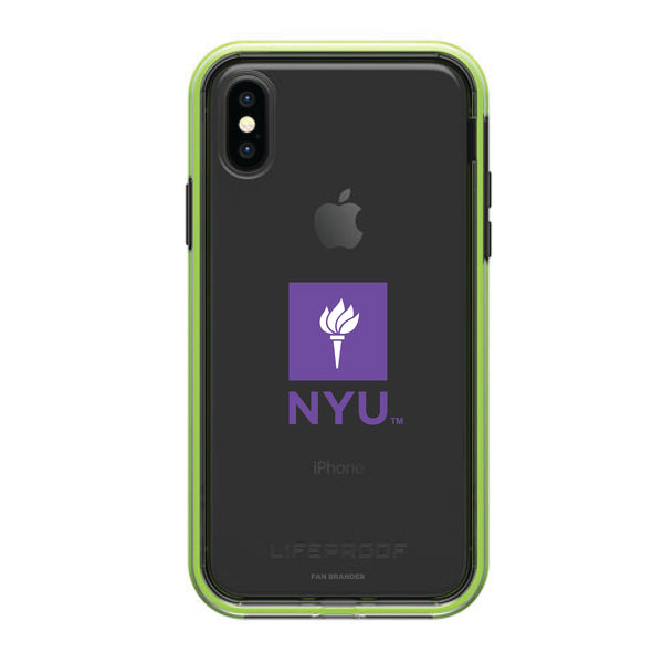 LifeProof Slam Series Phone case with NYU Primary Logo