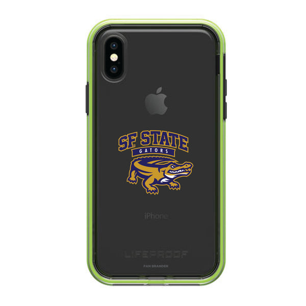 LifeProof Slam Series Phone case with San Francisco State U Gators Primary Logo