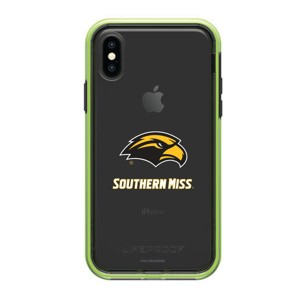 LifeProof Slam Series Phone case with Southern Mississippi Golden Eagles Primary Logo