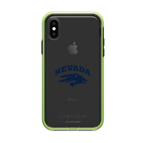 LifeProof Slam Series Phone case with Nevada Wolf Pack Primary Logo