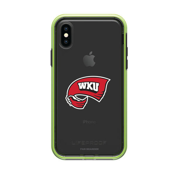 LifeProof Slam Series Phone case with Western Kentucky Hilltoppers Primary Logo