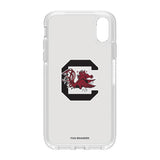 OtterBox clear Phone case with South Carolina Gamecocks Primary Logo
