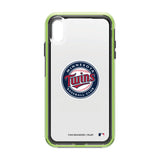 LifeProof Slam Series Phone case with Minnesota Twins Primary Logo