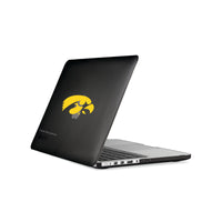 Speck Smartshell MacBook case with Iowa Hawkeyes Primary Logo