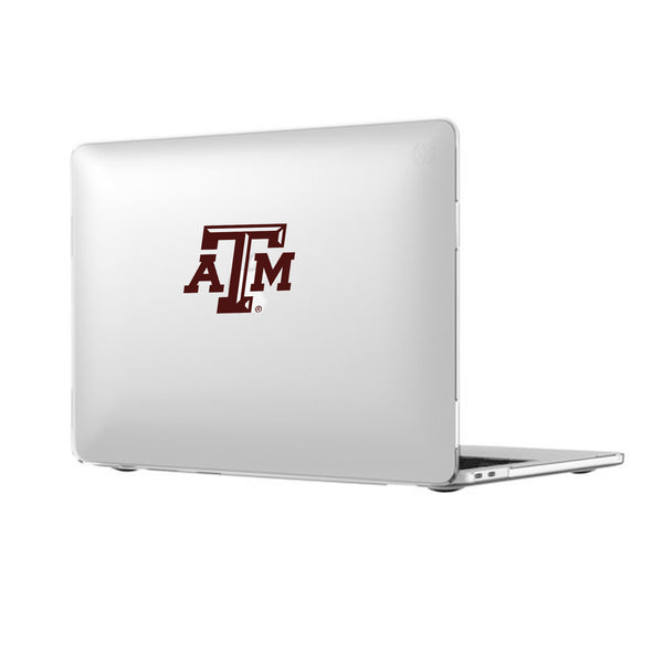 Speck Smartshell MacBook case with Texas A&M Aggies Primary Logo