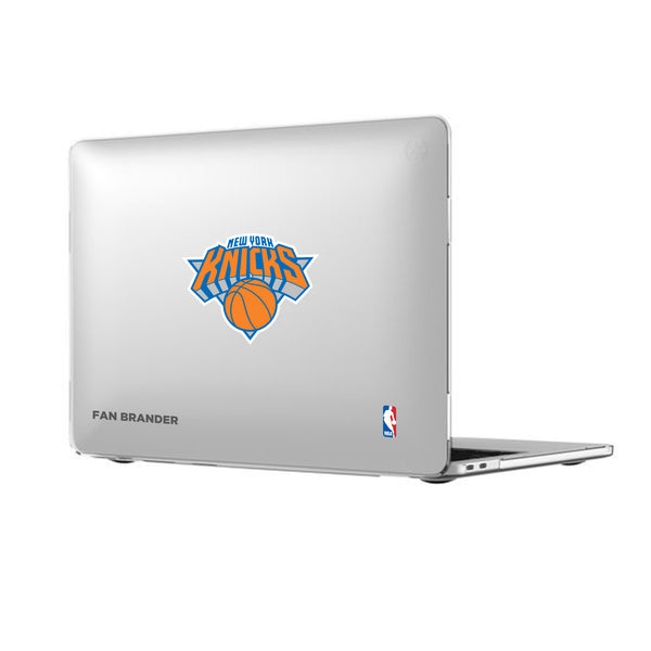 Speck Smartshell MacBook case with New York Knicks Primary Logo