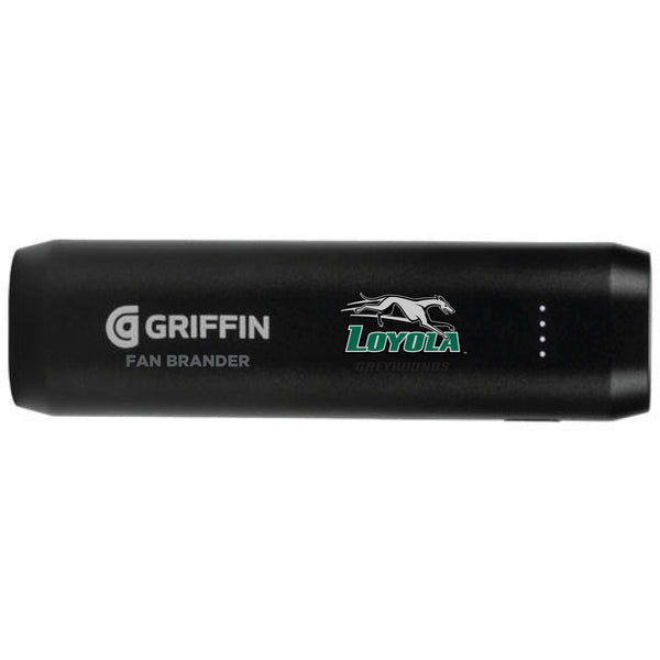 Griffin Reserve Power Bank with Loyola Univ Of Maryland Hounds Primary Logo