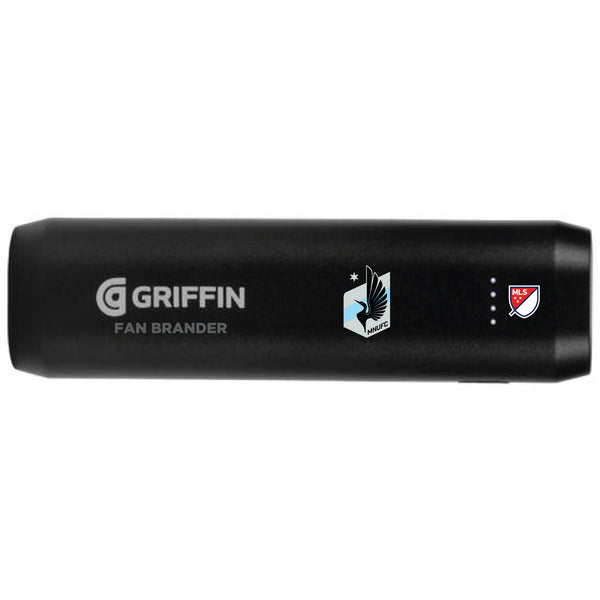Griffin Reserve Power Bank with Minnesota United FC Primary Logo