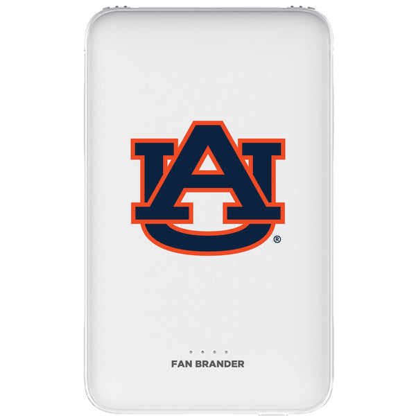 Fan Brander 10,000 mAh Portable Power Bank with Auburn Tigers Primary Logo