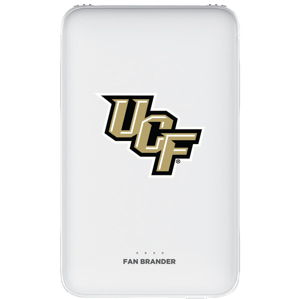Fan Brander 10,000 mAh Portable Power Bank with UCF Knights Primary Logo