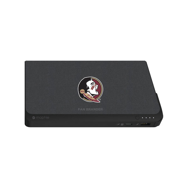 mophie powerstation AC with Florida State Seminoles Primary Logo