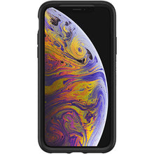 Load image into Gallery viewer, OtterBox Black Phone case with Toronto Raptors Championship Design