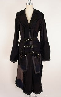 Long Coat Patchwork - Dark Colors