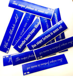 buy temporary tattoo stencils Kit #18 Stencils lettering - NL