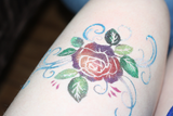 buy temporary tattoo stencils Kit #39 Roses