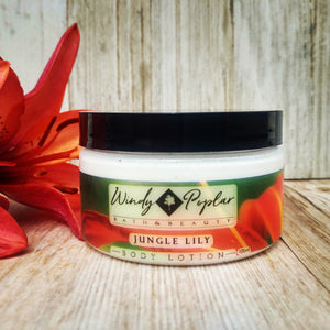 Jungle Lily Body Lotion