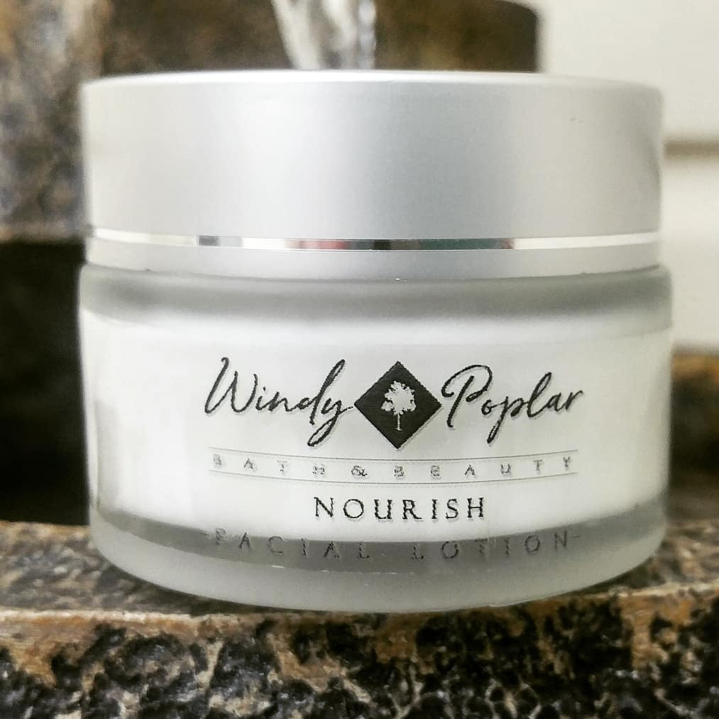 Nourish Facial Lotion