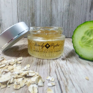 Cucumber Oat Eye Gel