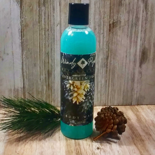 Evergreen Frost Body Wash