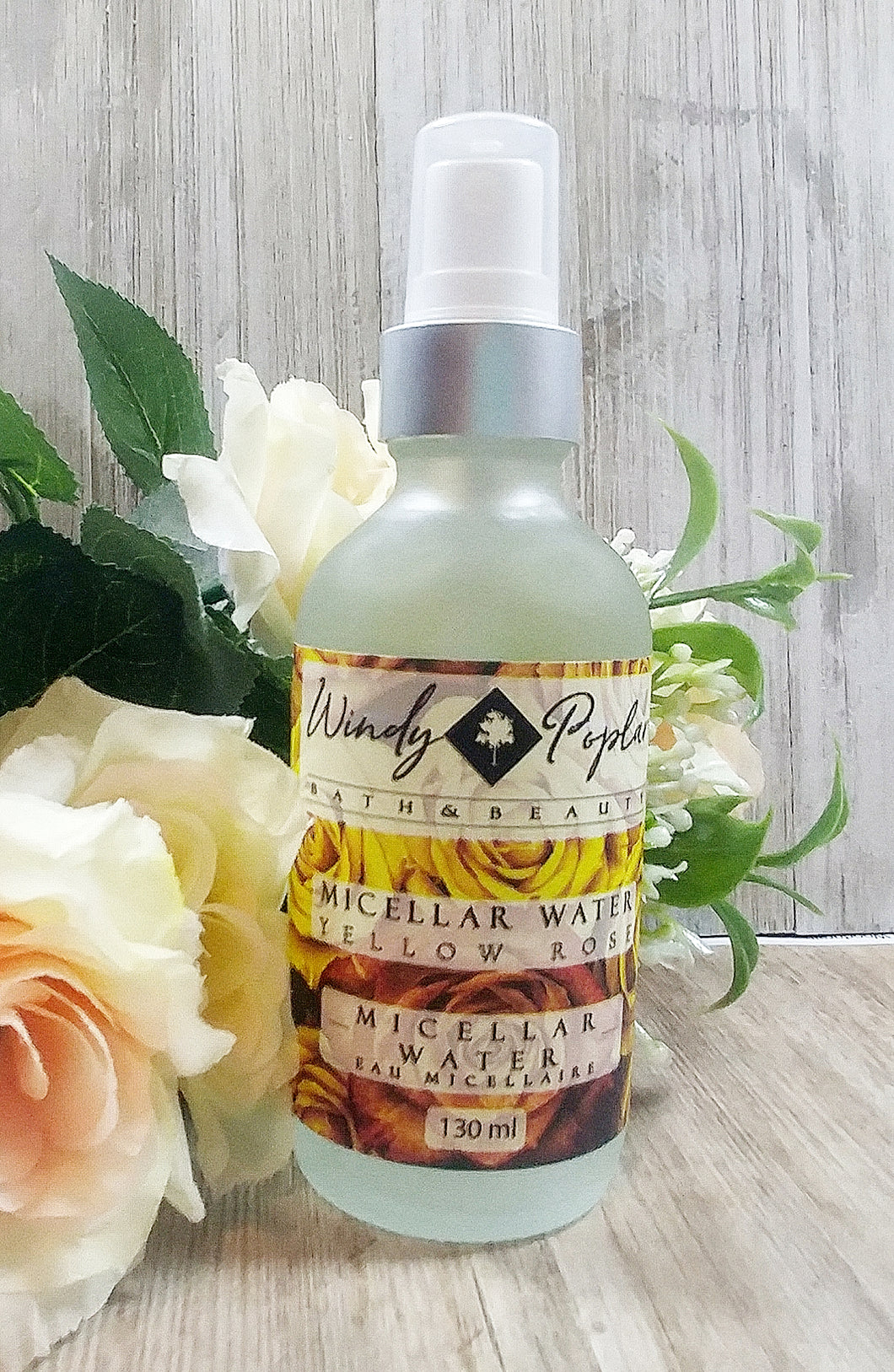 Yellow Rose Micellar Water