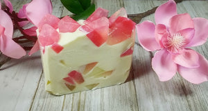 Rose Quartz Soap