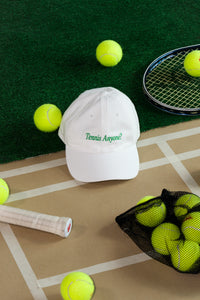Tennis Anyone? Hat