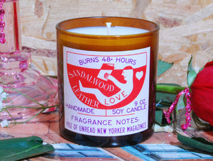 Fruits of Joy and Love Candles