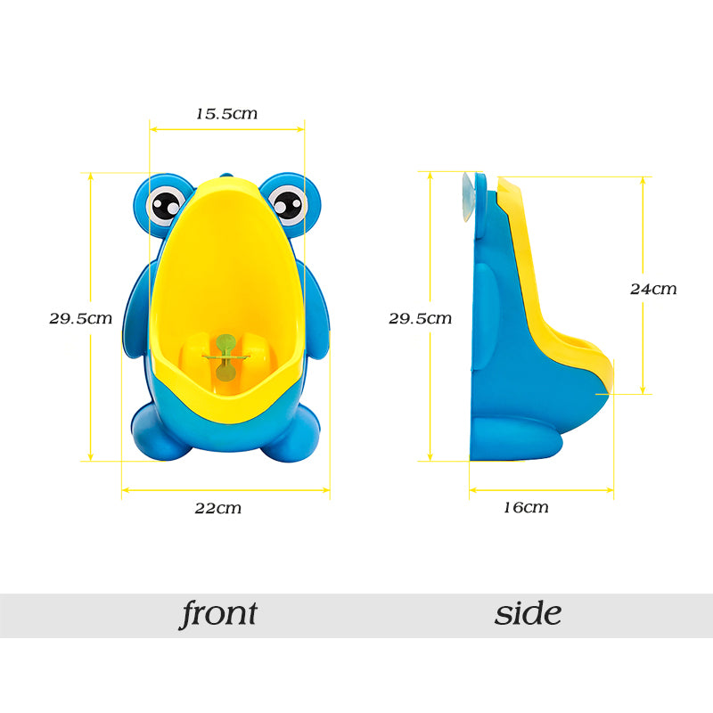 Potty Toilet Training Vertical Stand - Size