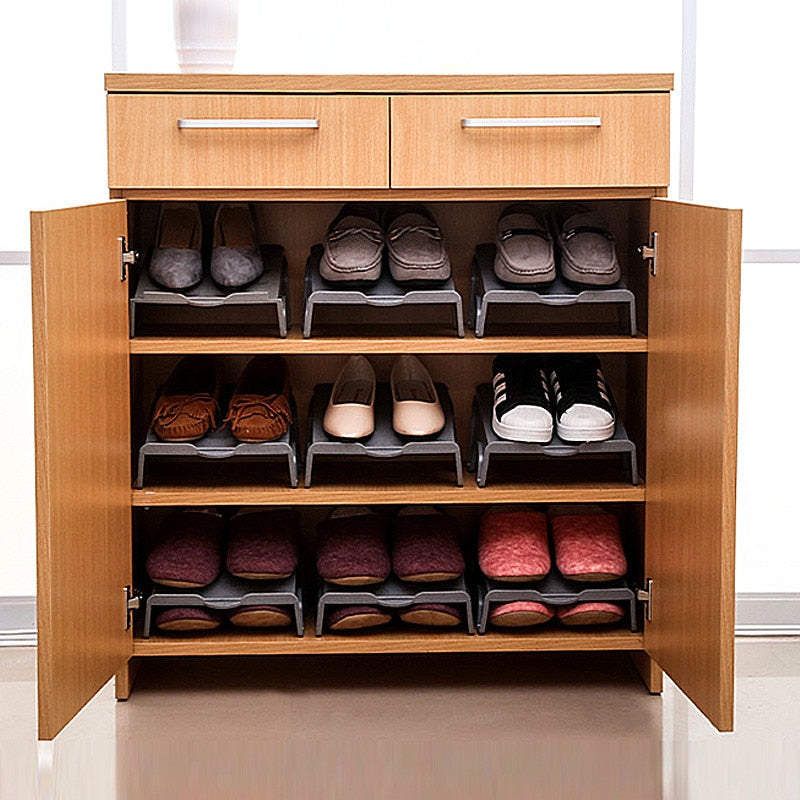Modern Compact Creative Shoes Organizer