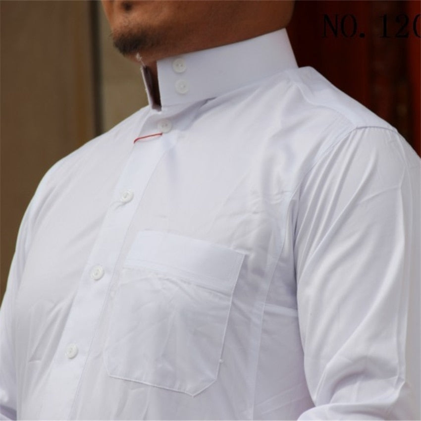 Men Thobe Traditional Costume (Jubba)