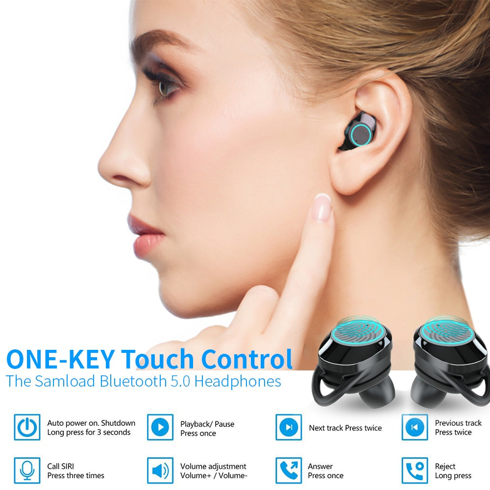 WATERPROOF SPORT EARBUDS - County Kart