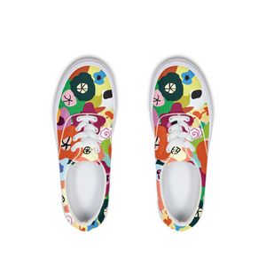 Fanciful Canvas Sneaker