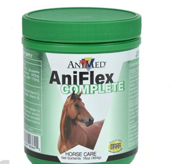 AniMed AniFlex Complete Horse Joint Supplement With Chondroitin 1 lb. - Piccardmeds4pets.com