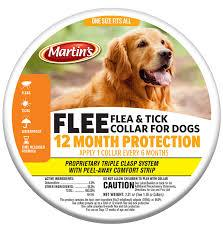 FLEE Flea & Tick Collar for Dogs & Tick Collar for Dogs 12 Months - Piccardmeds4pets.com