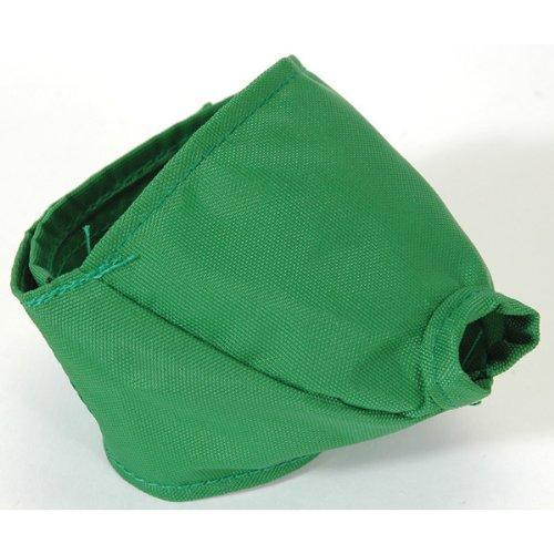 Four Flags Quick Adjustable Nylon Muzzle for Cats Small Green Under 6 lbs. - Piccardmeds4pets.com