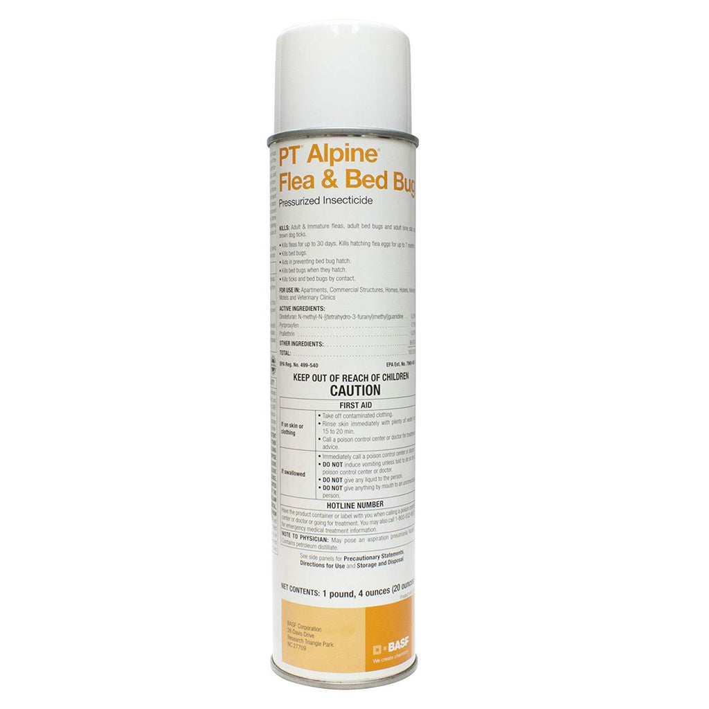 PT Alpine Flea and Bed Bug with IGR 20 oz. - Piccardmeds4pets.com