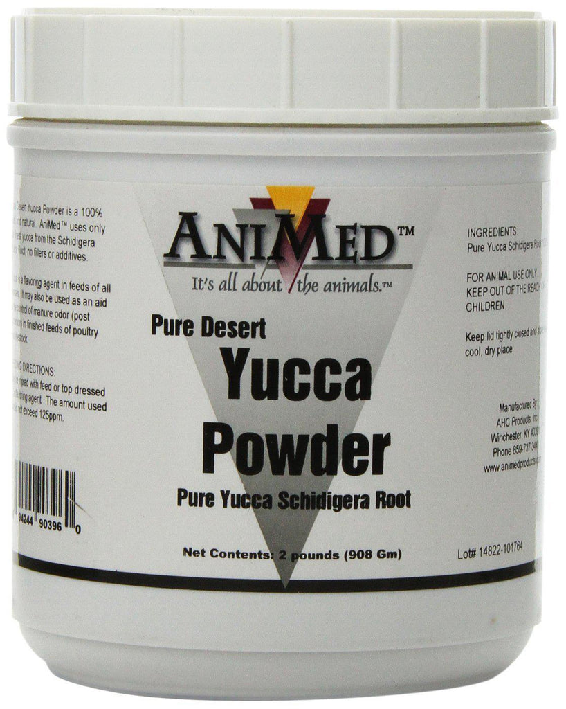 Yucca Pure Supplement for Horses 2 lbs. - Piccardmeds4pets.com