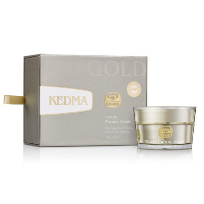 Facial Gold Mask