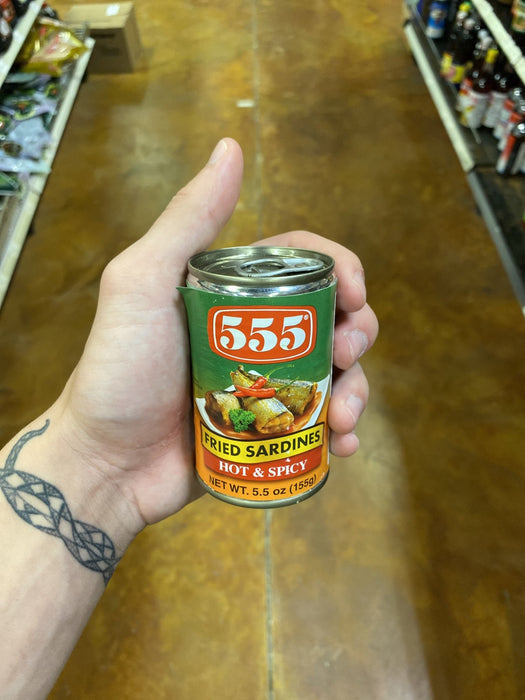5.5.5 Sardines Hot and Spicy - Eastside Asian Market