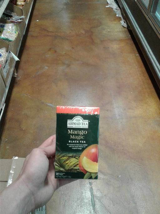 Ahmad Tea Mango Magic - Eastside Asian Market