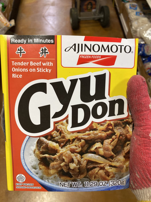 Ajinomoto Gyu Don - Beef Bowl - Eastside Asian Market