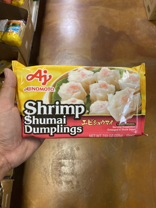 Ajinomoto Shrimp Shumai Fzn, 7.93oz - Eastside Asian Market