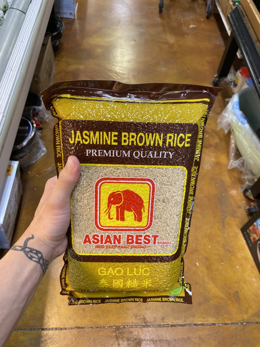 Asian Best Brown Rice - Eastside Asian Market